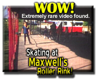 Lisle Maxwell's Roller Rink