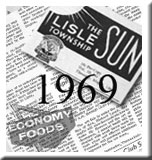 Lisle Sun Newspaper 1969