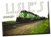 Lisle Train Music